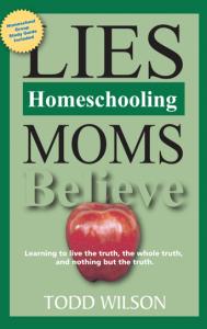 homeschooling, moms, lies, book, review