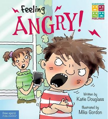 Feeling Angry! Book Review