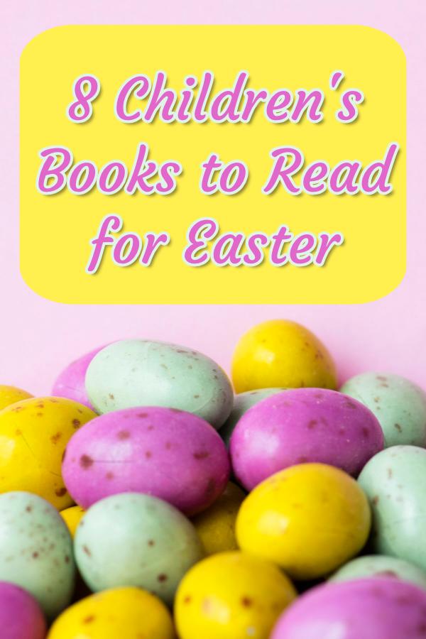8 Easter Childrens Books