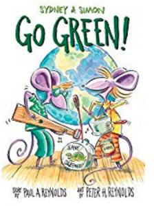 Sydney & Simon Go Green! Book Review