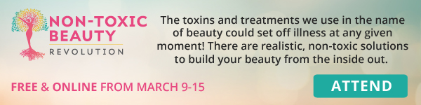 Non-Toxic Beauty Revolution Attend Banner