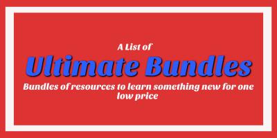 Ultimate bundles. list, resources