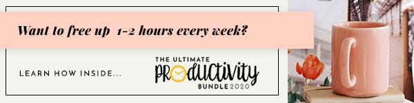 Productivity, bundle, resources