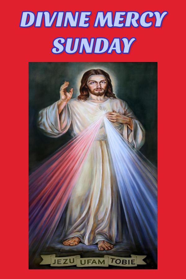 Jesus, Divine Mercy, Blood, Water