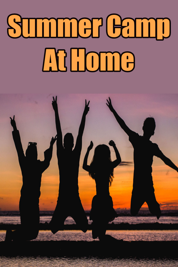 Summer Camp, Home, Homeschool, Summer, Camp