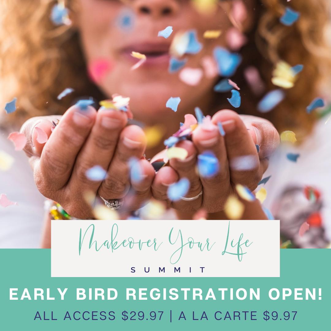 makeover, life, summit, online summit, mama, motherhood, homeschooling