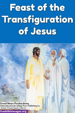 feast, Transfiguration. Jesus, Catholic